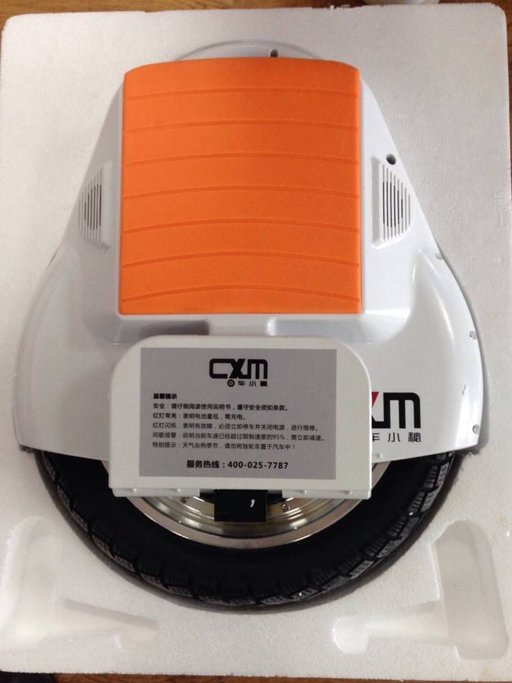 CXM Electric Unicycle for commuting  Electric Scooter Self-balance Electric Unicycle