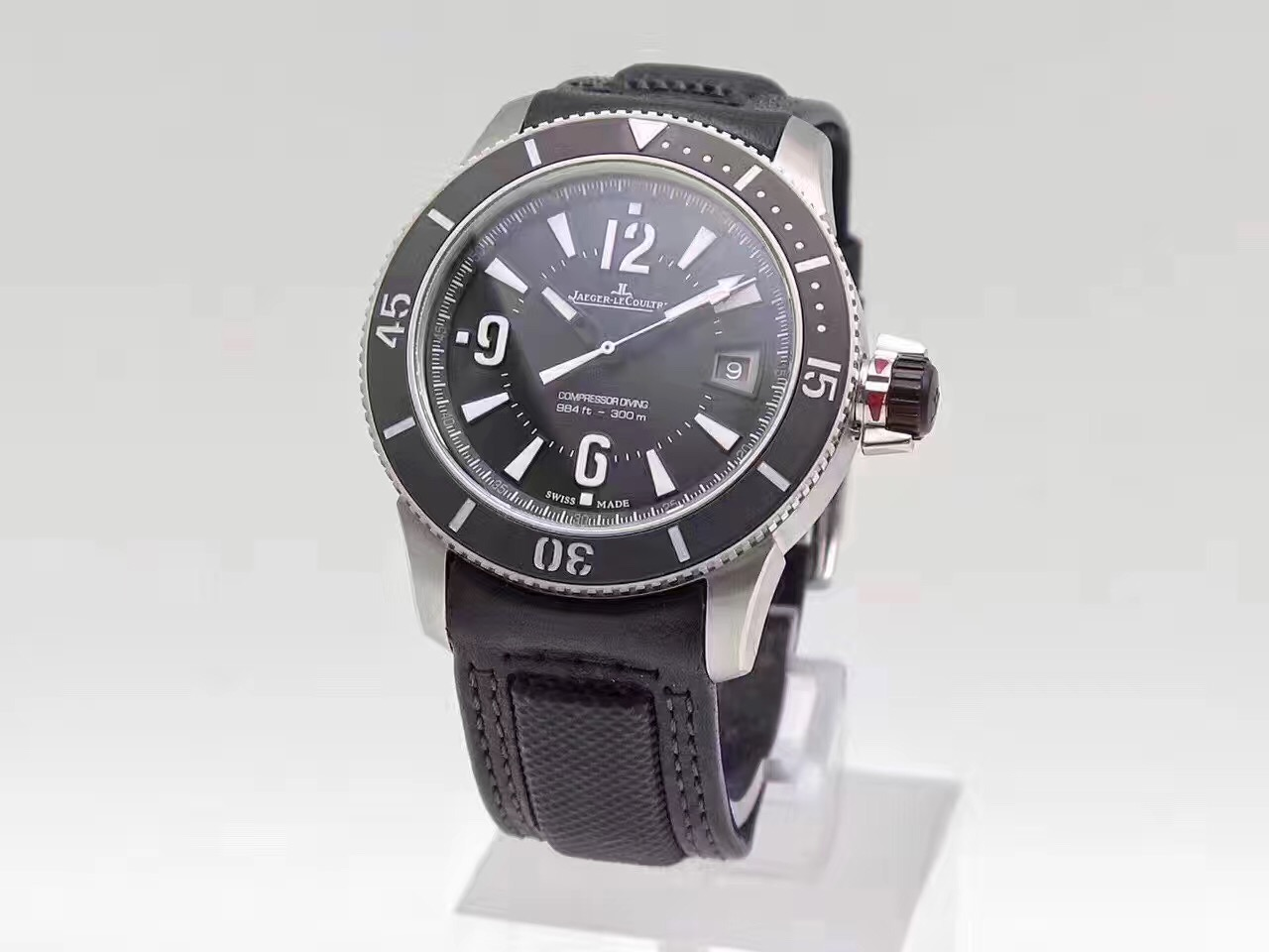 Jeager LeCoultre Master Compressor Diving