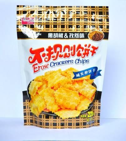 Erose Cracker ( Black pepper & Cumin flavor)