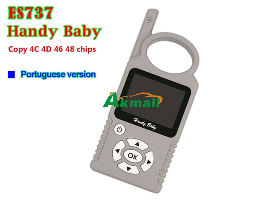 Portuguese version ES737 Handy Baby auto Key Programmer Version 7.0