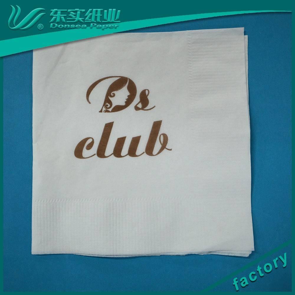 sanitary virgin bamboo pulp napkin tissue