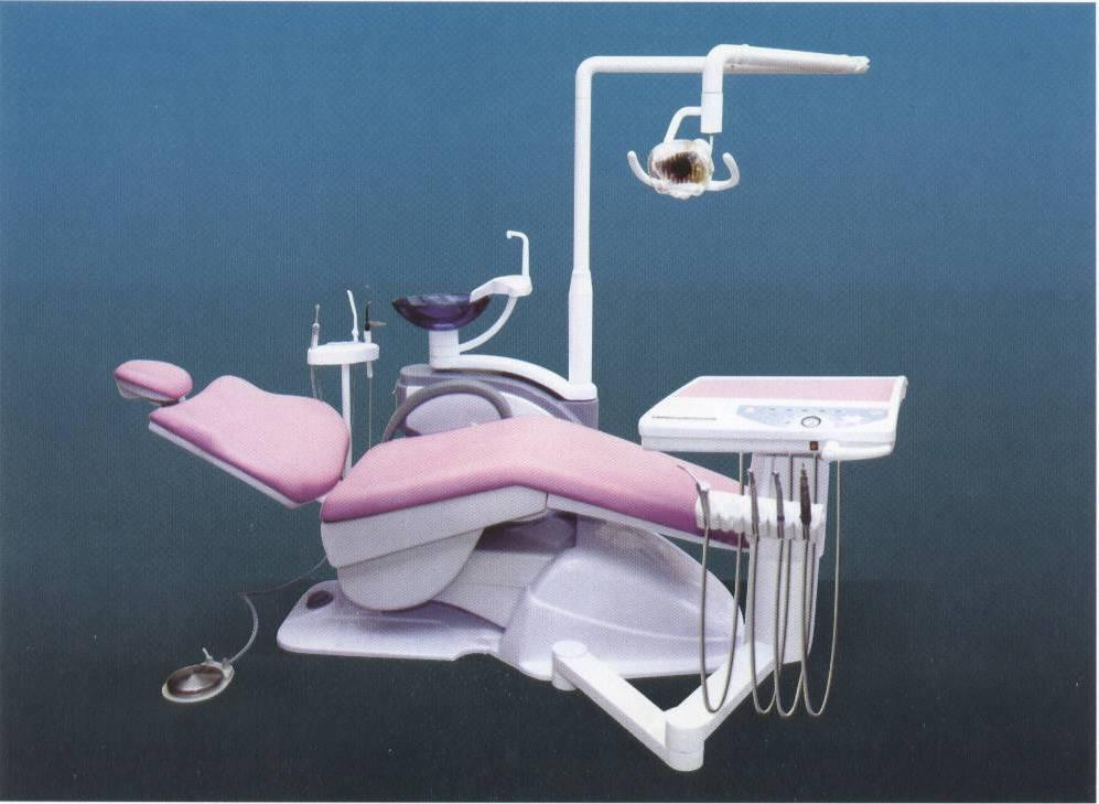 Computer controlled integral dental unit