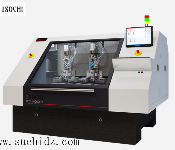 high quality pcb 2-axis prototype cnc drilling machine automatic tool change