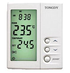 Deluxe BACnet thermostat for FCU  7-day programmable