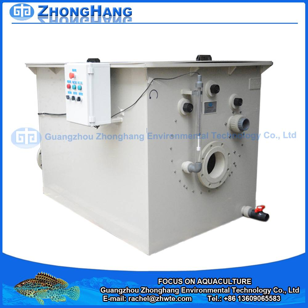 High Quality Automatic Water Fish Pond Filter