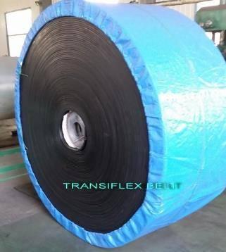 Textile Rubber Conveyor belt
