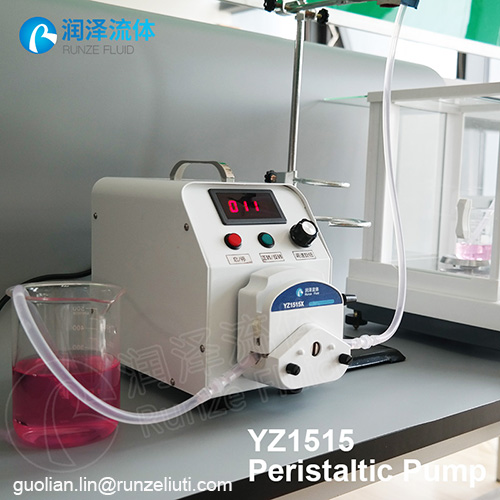 Electric 24v Stepper Motor Peristaltic Pump for Vending Machine