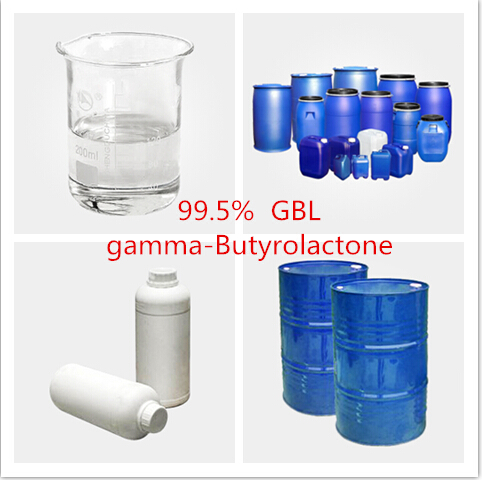 Safe Organic Solvents GBL Gamma Butyrolactone 96-48-0 With 100% Clearance Rate