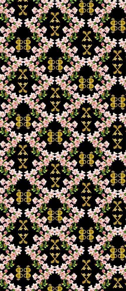 "silk digital printing fabric 57/8"""