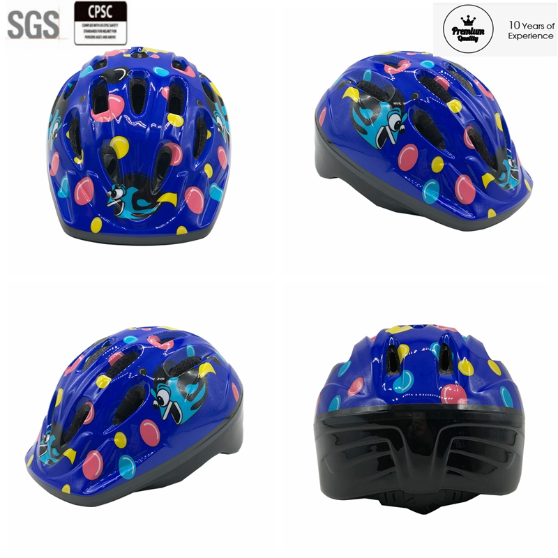 CE&CPSC ABS Shell +EPS Materials Children bike helmet mtb road bicycle helmet skateboard