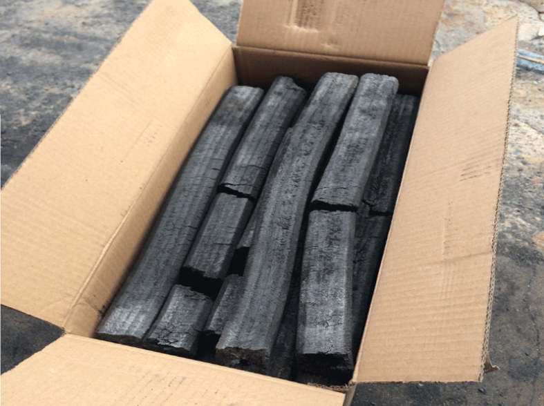 Environmentally-Friendly Non-smoke Bamboo Charcoal For BBQ