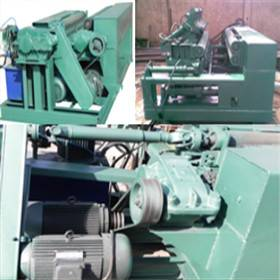 Hydraumatic rounding wood peeling machine for industry