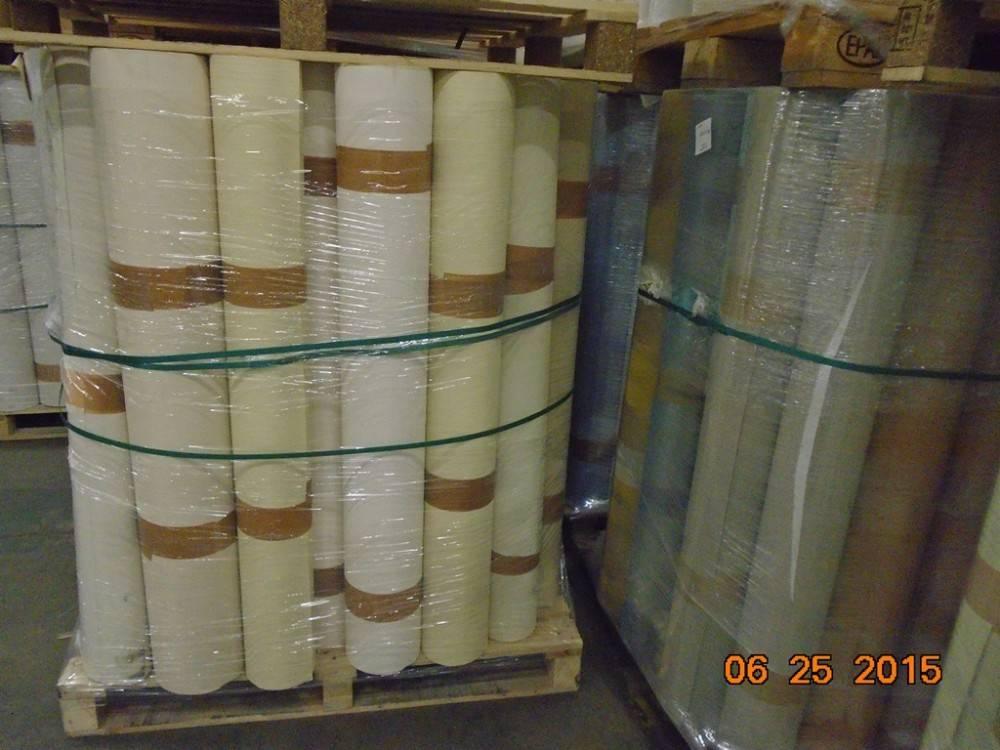 Paper Industrial Wallpaper