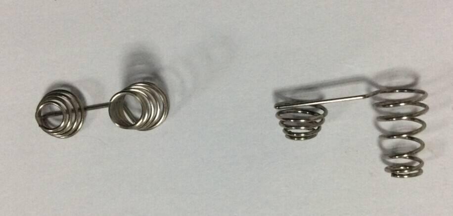 Battery springs
