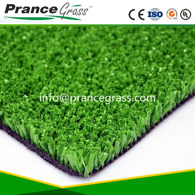 Functional Artificial Grass for Tennis Court
