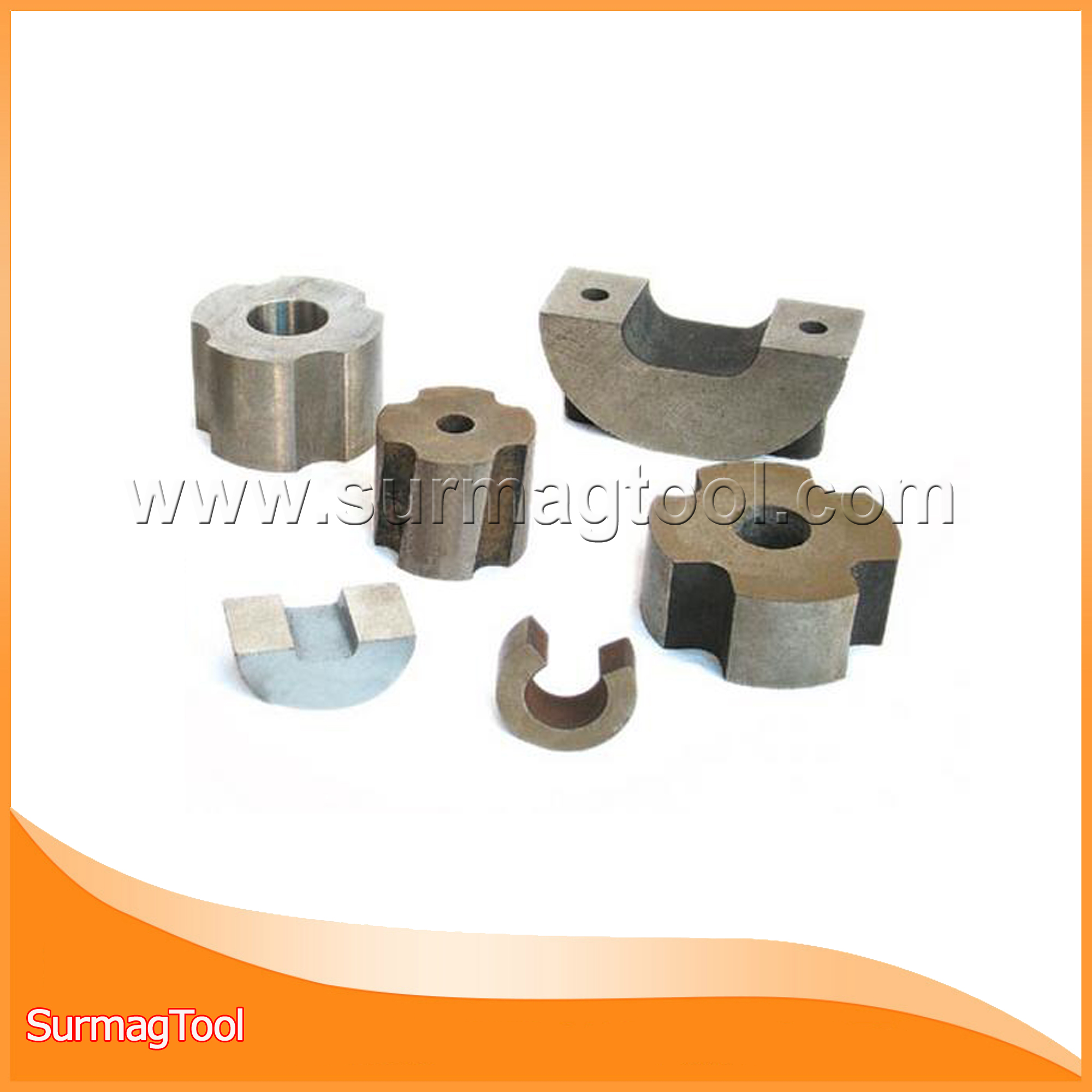 Various Casting and Machining Permanent AlNiCo Magnets