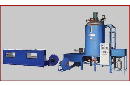 pre-foaming machinery-Full-auto Quantitative Pre-foaming Machine