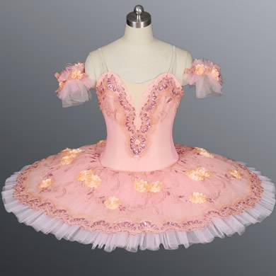 Wholesale professional ballet stage costume classical ballet tutu ballet costume(AP092)