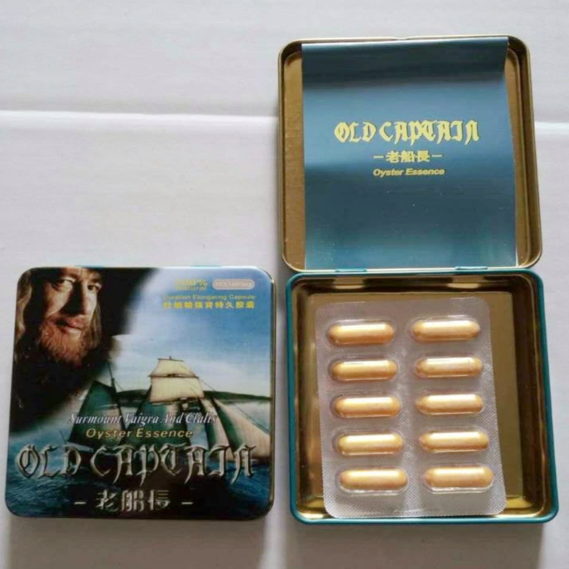 powerful old captain sex medicine for penis erection