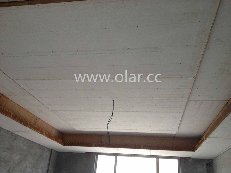 Fibre Cement Board--Low Density Calcium Silicate Board (ceiling / partition)