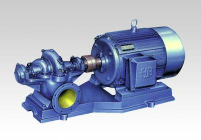 S-type Single-stage Double-suction Pump
