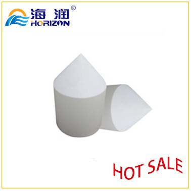 Hot Sale Plastic White Pile Cap Floating Dock