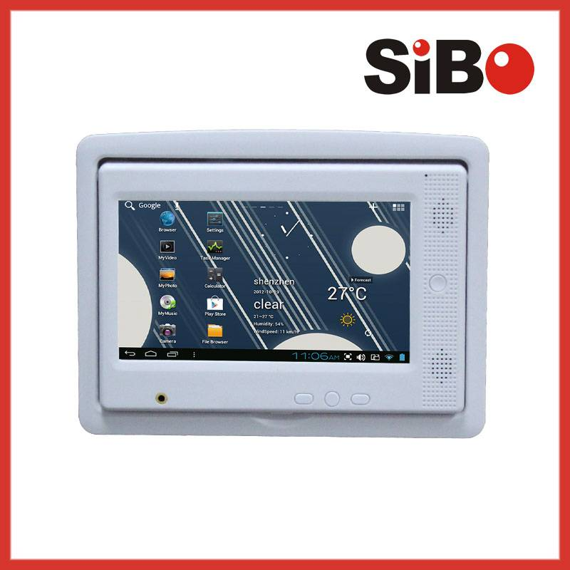 SIBO RS232 RS485 Android Wall Touch Screen Panel with WIFI 3G and RJ45
