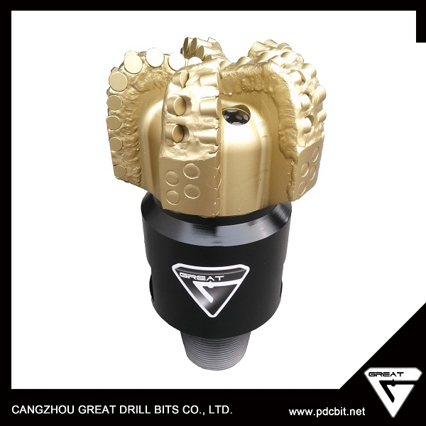 """6""""GREAT GM1605T Matrix Body PDC Drill Bit for Hard Formation"""