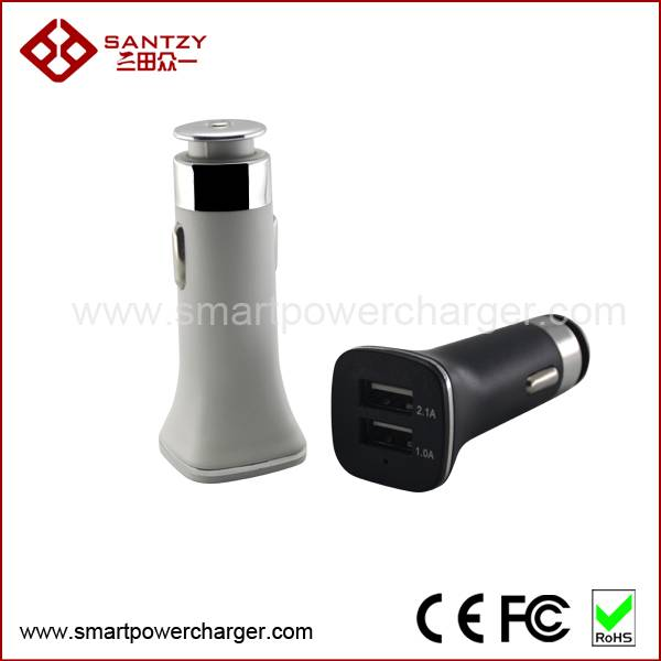 2015 Hot Selling Stylish Samsung Micro usb Car Charger
