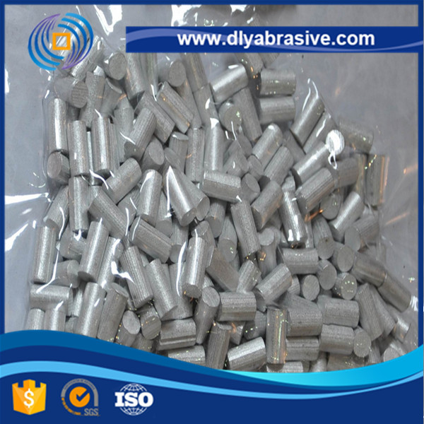 Metal abrasive Aluminium cut wire shot for shot blasting
