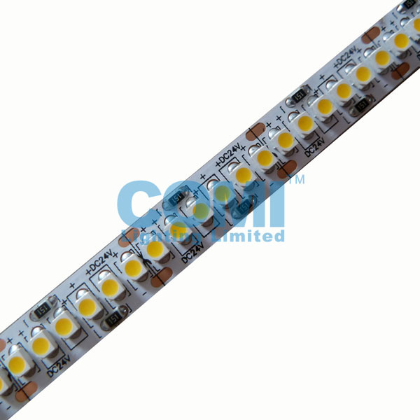 24VDC Ultra FinePitch Single Row 3528 240LED/m LED Strip Light