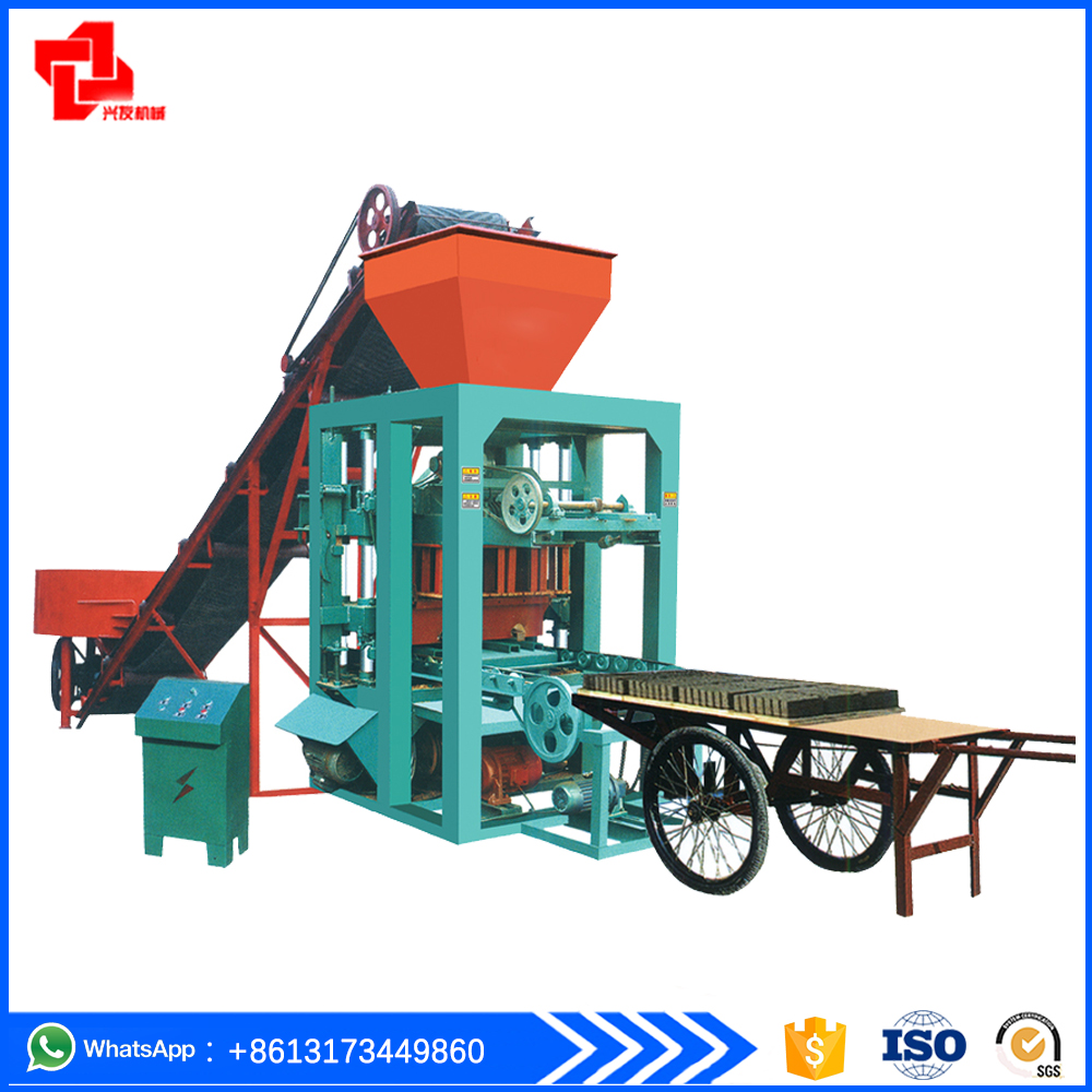 QTJ4-26C brick making machine