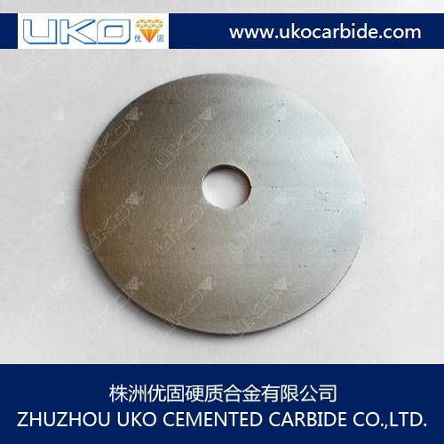 Carbide Saw Blade for every application whether you are cutting aluminum and hardwood
