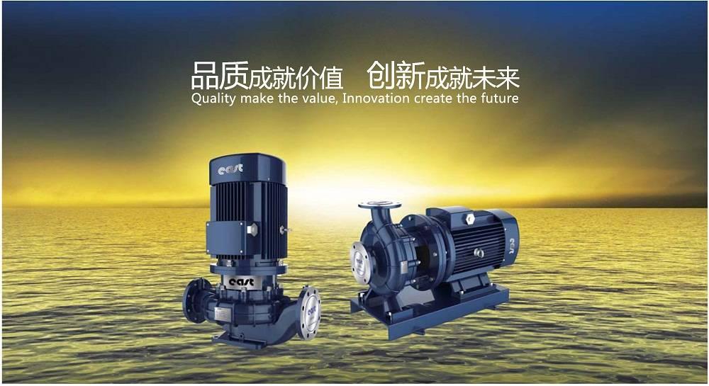 DFG Pipeline pump