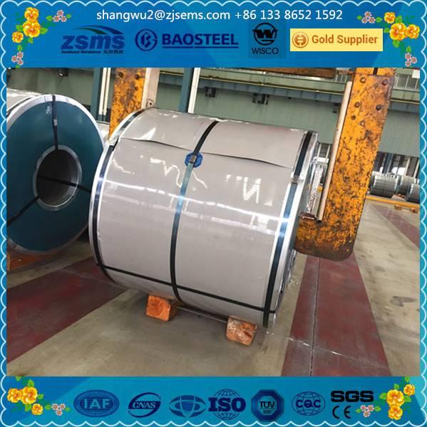 Soft Galvanized Steel Coil