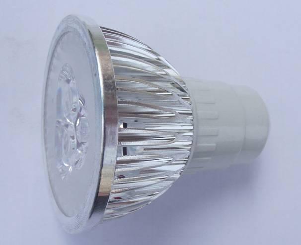 GU5.3 3X1W LED spot light