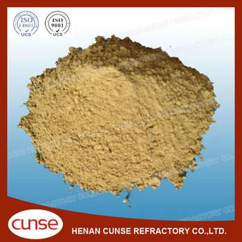 qualified manufacturer fireclay refractory mortar for hot blast stove