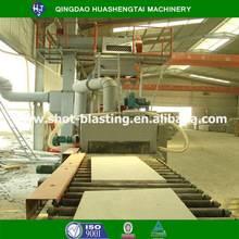 Marble /granite / stone shot blasting machine , surface roughening machine