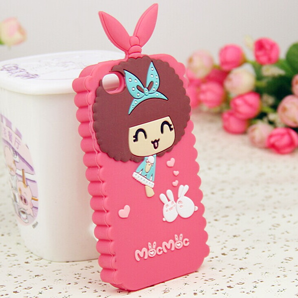 Factory Customize Silicone Cellphone Case