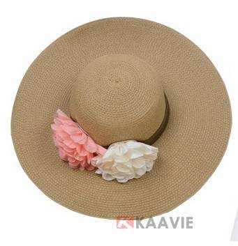 woman lady fashion beach outdoor straw hat