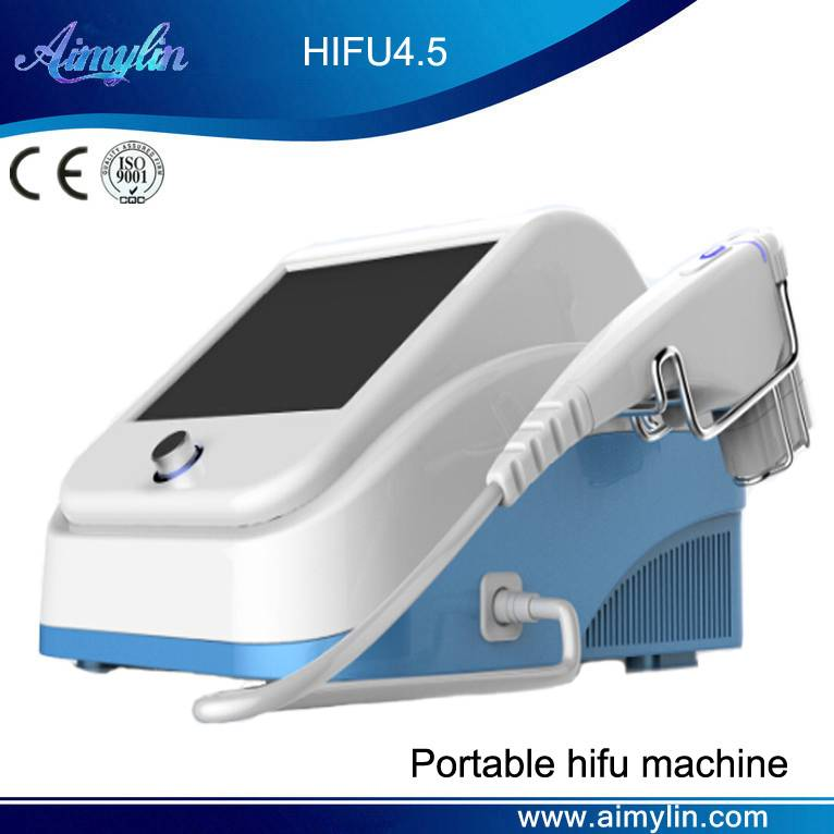 2016 newest portable hifu wrinkle removal HIFU-4.5