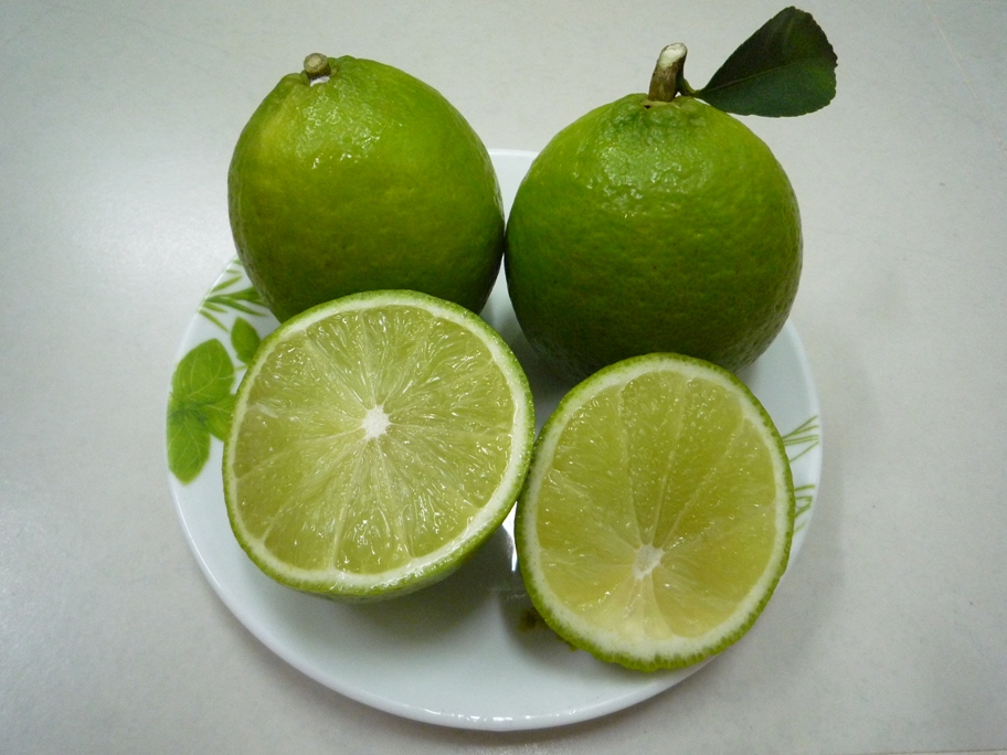 Frozen Lime