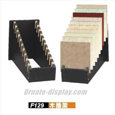 Marble tile stand