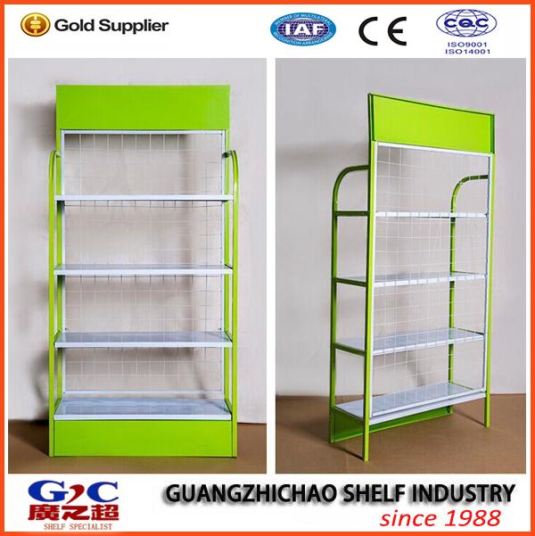 mini supermarket display shelf