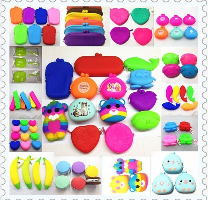 All kinds of silicone products for promotion gifts