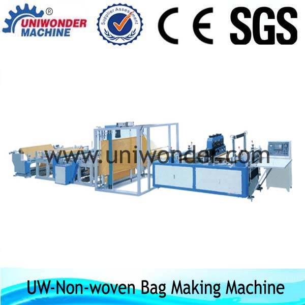 RT-F Model Non-woven Fabrics Handle Bag Making Machine