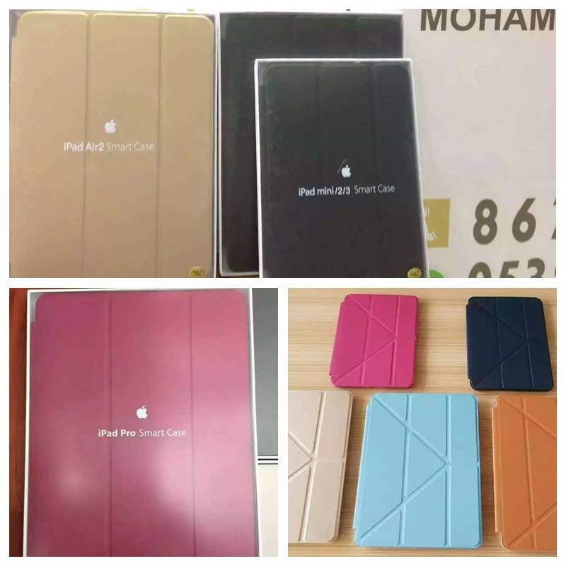 High Copy Apple iPad/iPad Mini Smart Case/Cover,Tablet Flip Cover Leather Cases,iPad Protective Case