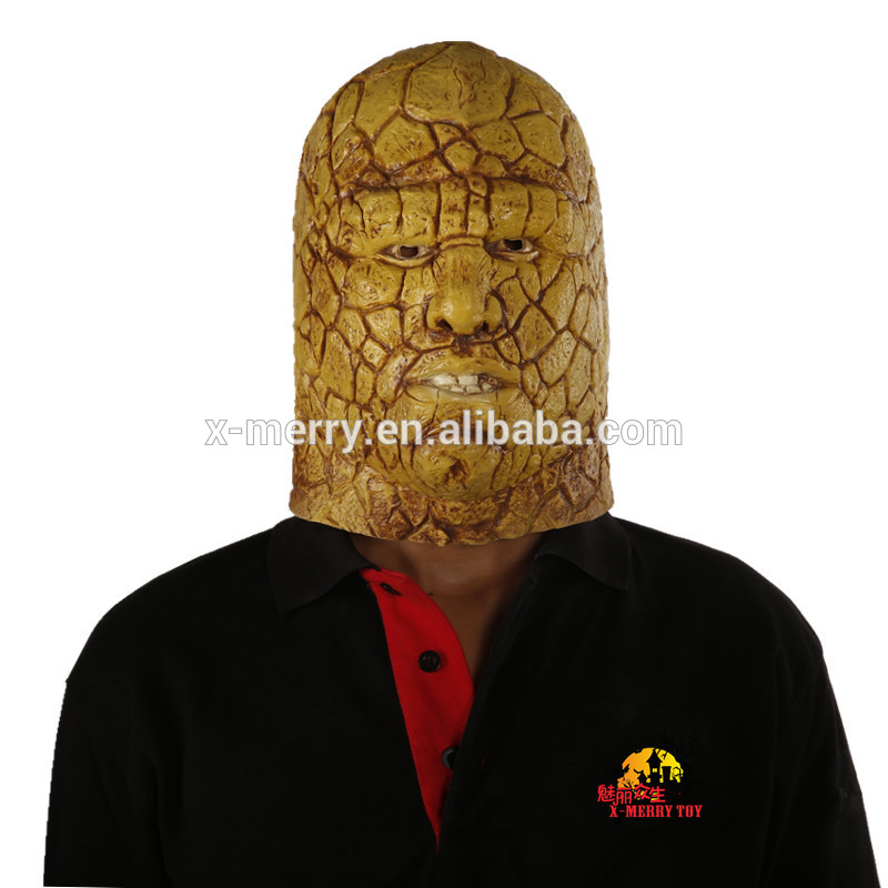 X-MERRY TOY Latex Movie Mask Full Head Cosplay Horror Fancy Dress Halloween Party x14050