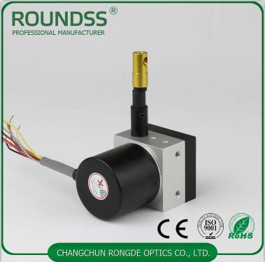 0-400mm range 0-10K Output Analog Linear Encoder