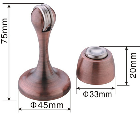 zinc alloy door stopper ,door holder,door stops